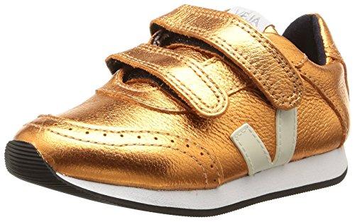 Veja - Arcade, Sneakers per bambine e ragazze, dorato (1156/cooper/cooper), 24