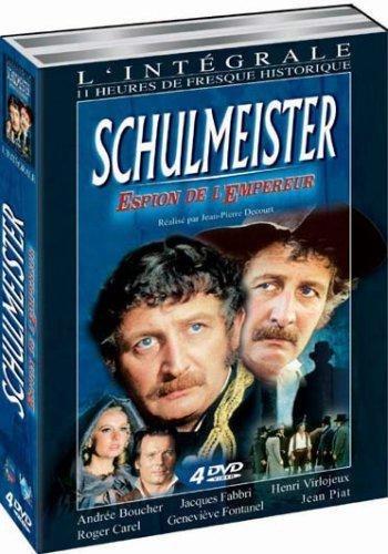 Bild von Schulmeister - Coffret 4 DVD [FR Import]