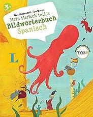 Mein tierisch tolles Bildwörterbuch Spanisch - Mit Spielen für den Ting-Stift