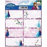 Grupo Erik Editores ELE0179 Frozen - Etiquetas gr, 15.8 x 20 cm