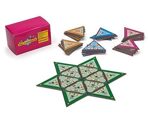 Lernsterne Kleines 1 x 1 - Mathematik Rechnen Lernen Zahlen Schule Kinder Schüler Unterricht Lehrmittel trainieren üben Übungen Rechenaufgaben Mathematikaufgaben