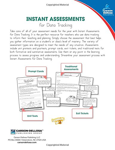 Instant Assessments for Data Tracking, Grade 2: Language Arts