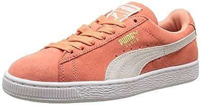 Puma Suede Classis S6 - Sneakers Basses - Femme - Multicolore (Desert Flower) - 37.5 EU (4.5 UK)