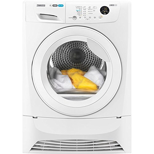 Zanussi ZDC8203W Independiente Carga frontal 8kg B