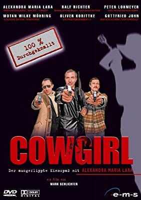 Cowgirl (Einzel-DVD)