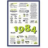 Tolle Geschenkidee: Jahreschronik 1984