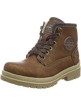 Mustang Unisex-Kinder 5037-604 Kurzschaft Stiefel