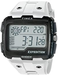 Timex Expedition Grid Shock Watch - White