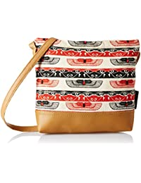Kanvas Katha Women's Handbag (Multicolor) (KKSAMZJUN012)