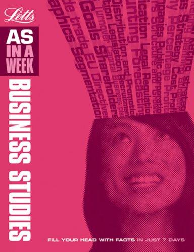 as-in-a-week-business-studies