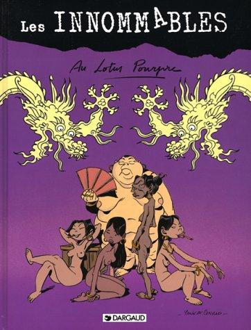Download Les Innommables, tome 3 : Au Lotus Pourpre