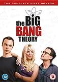 The Big Bang Theory  - Season 1 (3 Dvd) [Edizione: Regno Unito] [Reino Unido]