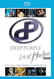 They All Came Down To Montreux [Blu-ray] [2008] [Region Free]