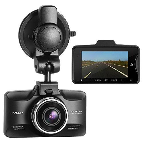 Cámara de Coche 1080P Full HD, JVMAC Auto Cámara DVR 2.7 Pulgadas...
