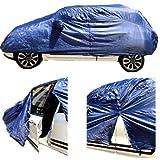 pour Volkswagen 1.0 5p. Move Up. BMT ASG Housse de Voiture Universelle en Nylon imperméable Taille M 432 x 185 x 120 cm
