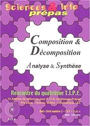 Composition et décomposition