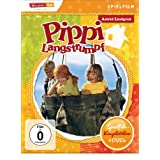Astrid Lindgren: Pippi Langstrumpf - Spielfilm-Komplettbox