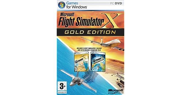 Flight Simulator X - Gold Edition (PC): Flight Simulator X