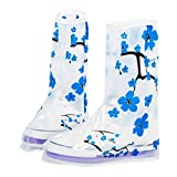 Yuena Care 1 Paar Regenüberschuhe Wasserdicht Schuhe Abdeckung