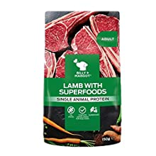 12 x 150g Billy & Margot Lamb And Superfood Pouch