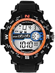 Knotyy® Sports Watches for Men/Digital Watches for Men/Digital Watch for Boys/Sports Watches for Boys