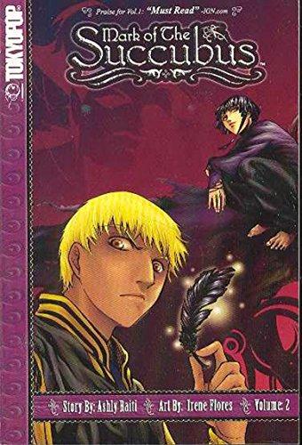 Mark of the Succubus Volume 2 Manga