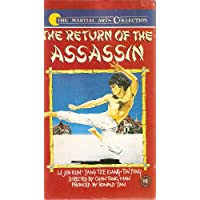 The Return Of The Assassin-The Martial Arts Collection