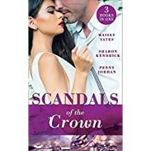 Scandals Of The Crown: The Life She Left Behind / The Price of Royal Duty (The Santina Crown) / The Sheikh's Heir (The Santina Crown)