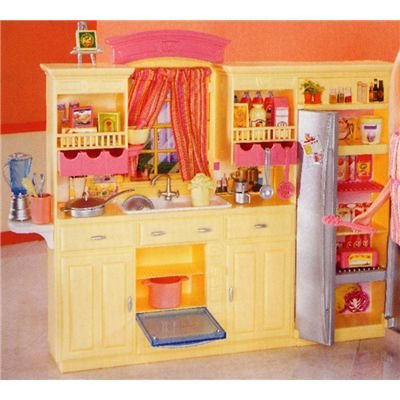 Barbie Mattel B6273-0 Kche