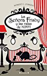 LA SEÑORA FRISBY Y LAS RATAS DE NIMH par Robert O` Brien