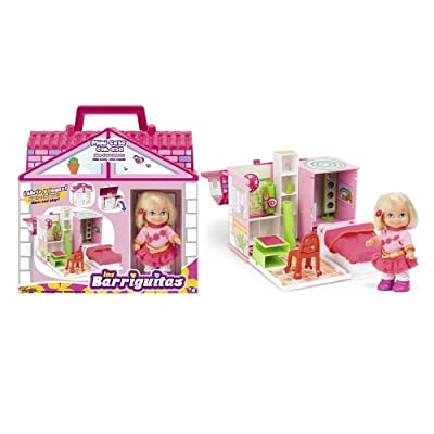 Barriguitas - Barrigitas. Mini Casa Con Asa (Famosa) 700009045 por Famosa