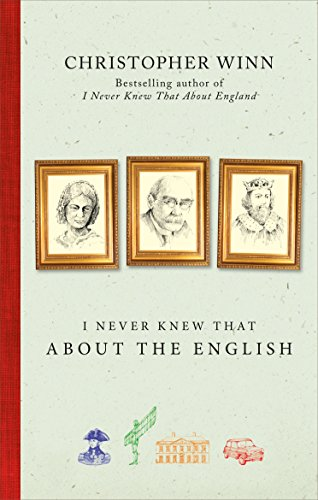 I Never Knew That About the English (English Edition)