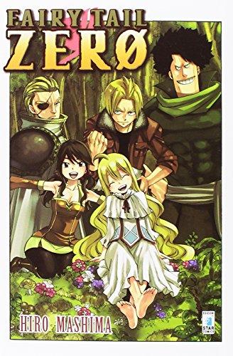 Fairy Tail Zero Fairy Tail Zero 5147CojIRvL