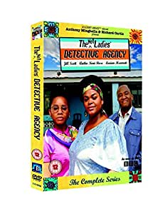 No. 1 Ladies' Detective Agency - The Complete Series (2009) [DVD]