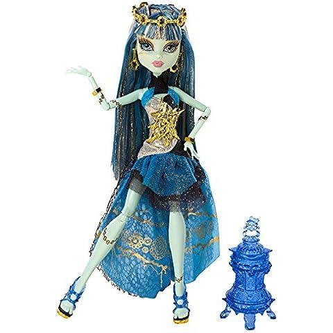 Monster High - 13 deseos: muñeca Frankie (Mattel CCC45)