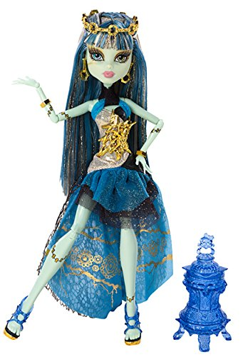 Mattel Monster High Y7704 -  13 Wünsche Party Frankie, ()