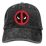 LUXNG - Casquette de Baseball - Homme Deadpool Logo6 Taille Unique