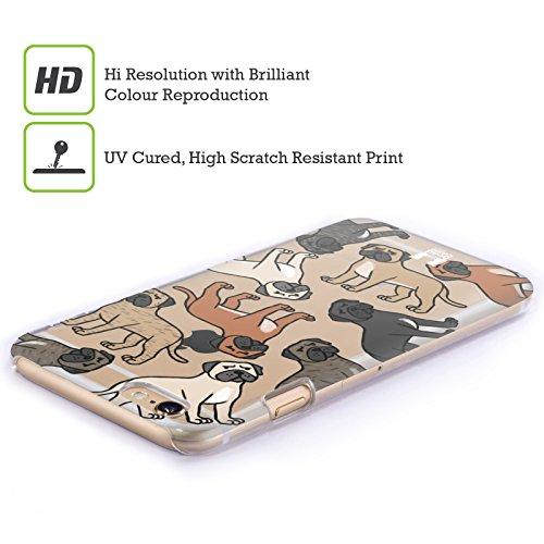 Head Case Designs Chien Courant Modèles De Race De Chien Étui Coque D'Arrière Rigide Pour Apple iPhone 3G / 3GS Bullmastiff