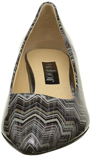 Gabor Shoes 51.250 Damen Geschlossene pumps Mehrfarbig (Amazonas 99)