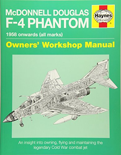 Mcdonnell Douglas F-4 Phantom (Owners Workshop Manual) por Ian Black