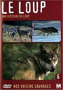 Nos voisins sauvages : Le loup : Une histoire de loup