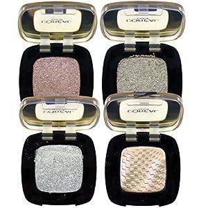 L'Oreal Paris Color Riche Mono Eyeshadow Argentic 314