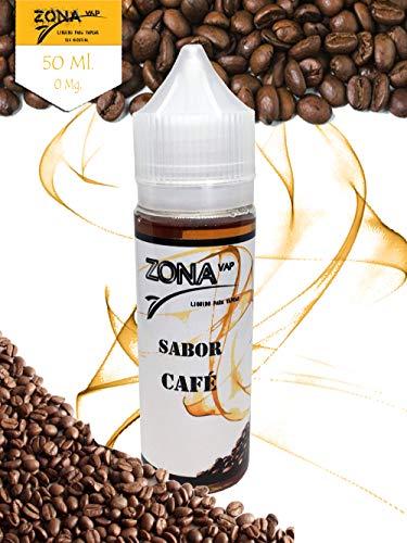 Zona Vap Café 50ml E líquido Liquido Vaper Para