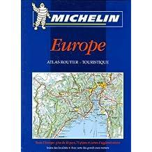 Atlas routiers : Europe, N° 130 (petit format relié)