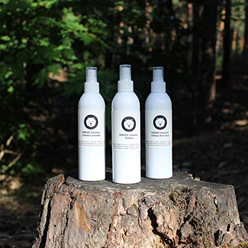 TARIGS Hundeshampoo Lavendel Bio Vegan Made in Germany 250 ml Shampoo für Hunde -