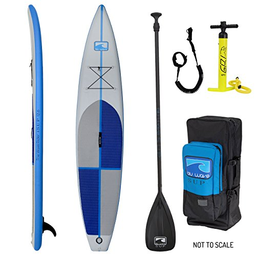 5147H%2BF2tJL. SS500  - Bluewave Inflatable SUP Stand Up Paddleboard - Catalina Pro 12'6 iSUP