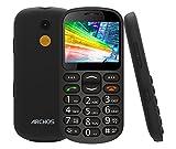 Prezzo Archos Senior Telefono Cellulare, Nero