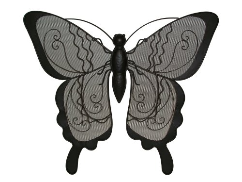 Gardman 8444groß Schmetterling Wand Kunst, 55,9cm lang x 61cm breit -