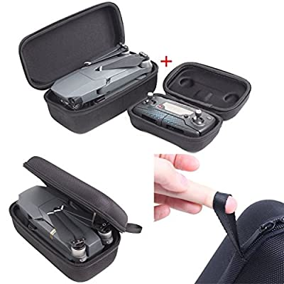 Travel Carry Storage Hard Case Bag Shell For DJI Mavic Pro and Remote Controller by Fh