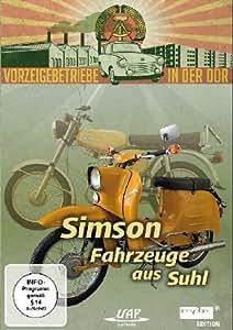 Simson - Fahrzeuge aus Suhl